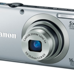 Canon PowerShot A2300 IS 16MP 5x Digital Camera $35 at Canon