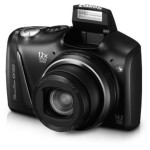 Canon PowerShot SX150 IS 14MP Digital Camera $40 at Canon