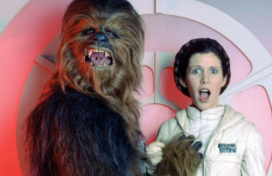 Chewie oops