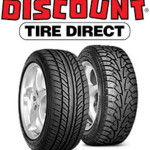 $100 off Discount Tire Purchases $400+ at eBay