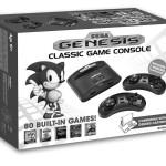 SEGA Genesis Classic Video Game Console $40 at Groupon