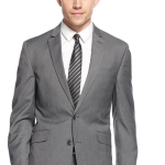 Kenneth Cole Reaction Slim Fit Men's Suits $90 at Macy's