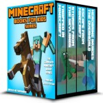 Kids: The Complete Minecraft Book Series eBook $0 at Amazon