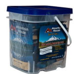Mountain House Essential Bucket $52 at Amazon
