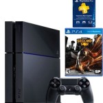 PlayStation 4 Console + Game + PS Plus Bundle $399 at Amazon