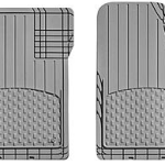 WeatherTech All Vehicle Front & Rear Universal Mats $35 at Sears