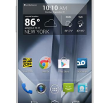 Sharp Aquos Crystal No Contract Android Smartphone $130 at Best Buy
