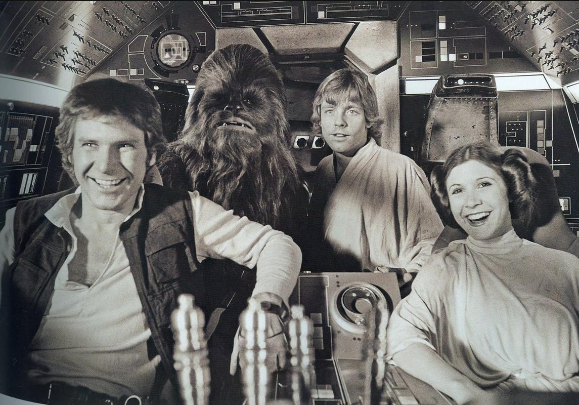 Star Wars cast