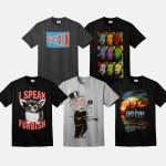 2-Pack Men's Pop Culture T-Shirts $8.99 at Tanga