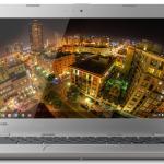 "Refurbished Toshiba Chromebook 4th Gen Dual-Core SSD 13.3"" Laptop $131 at Newegg"