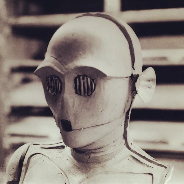 early C3PO