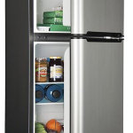 Haier HNDE03VS 3.3 Cu. Ft. Compact Refrigerator $130 at Best Buy