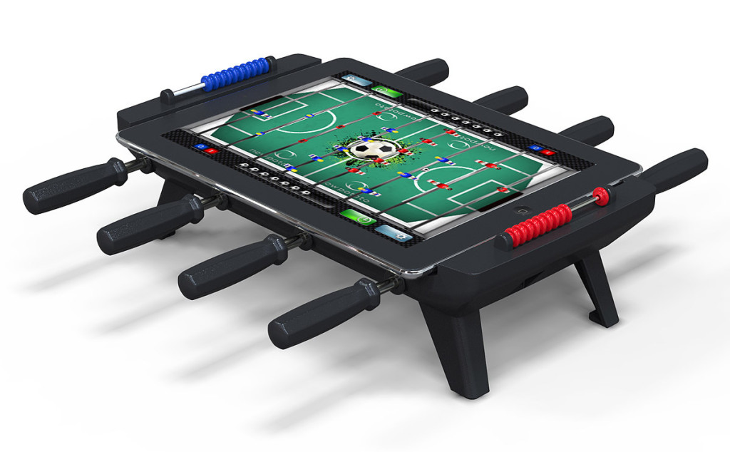 Shut Up And Take My Money IPad Foosball Table - Foosball table price
