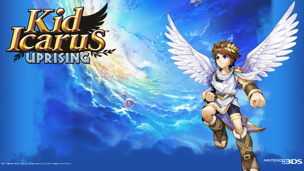 Kid Icarus: Uprising on Nintendo 3DS