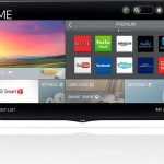 """LG 40UB8000 40"""" 120Hz Smart 4K Ultra HDTV $619 at Dell"""