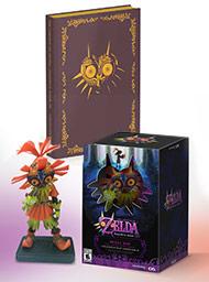 The Legend of Zelda: Majora's Mask 3D Ultimate Limited Edition Bundle