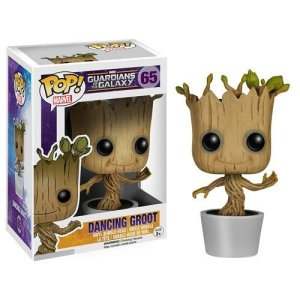 Funko POP! Baby Dancing Groot Guardians of the Galaxy Bobbleheads