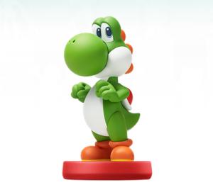 Yoshi amiibo Super Mario